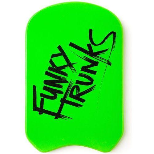 Funky Trunks Kickboard Mężczyźni zielony 2018 Akcesoria do pływania (9334722215253)