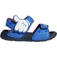 Sandały adidas Disney Mickey AltaSwim CQ0107, kolor niebieski