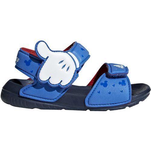 Sandały adidas Disney Mickey AltaSwim CQ0107