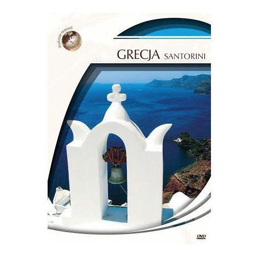 DVD Podróże Marzeń GRECJA Santorinii z kategorii Pozostałe filmy