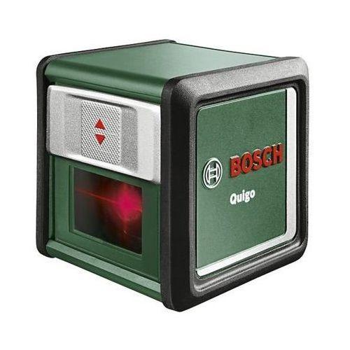 Laser krzyżowy BOSCH Quigo III DARMOWY TRANSPORT (3165140836081)