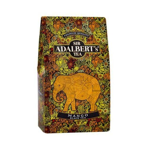 Sir adalbert's mango black tea 100 g marki Sir adalbert's tea