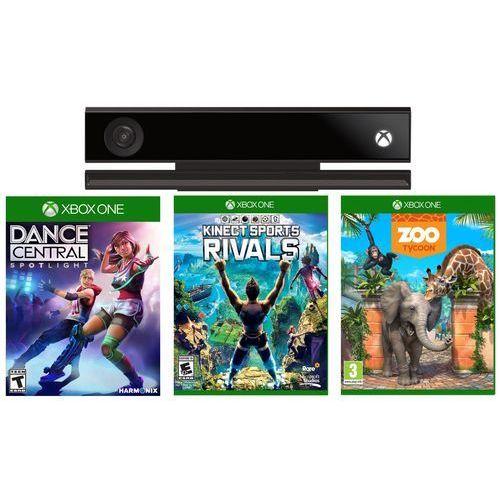 Microsoft Kinect 2.0 Xbox One (0889842105636)