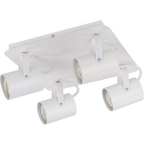 Sigma Plafon 4x25w gu10 kamera 32554 biały - wysyłka 24h (na stanie 9 sztuk)