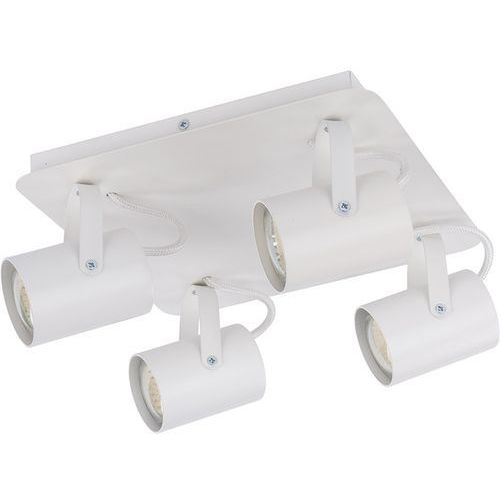 Sigma Plafon 4x25w gu10 kamera 32554 biały - wysyłka 24h (na stanie 9 sztuk) (5901643165901)