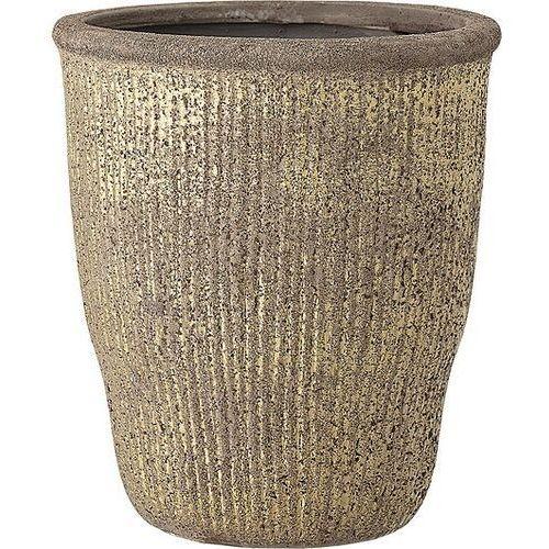Bloomingville Osłonka na doniczkę 17,5 cm z terakoty (5711173239429)