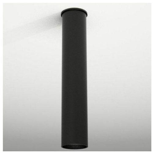 Downlight lampa sufitowa arida 1111/gu10/cz natynkowa oprawa reflektorowa do łazienki czarny marki Shilo