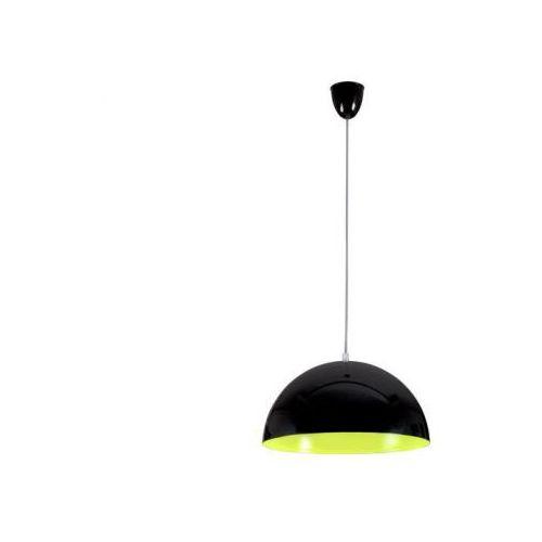 HEMISPHERE BLACK-YELLOW FLUO S LAMPA WISZĄCA NOWODVORSKI 5777, kolor czarny,