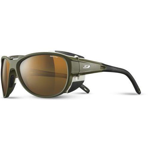Julbo Exp*** 2.0 Cameleon Okulary przeciwsłoneczne, khaki 2020 Okulary alpinistyczne