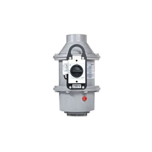 Dachowy promieniowy wentylator chemoodporny  labb 4-250/280/3200t/c marki Harmann
