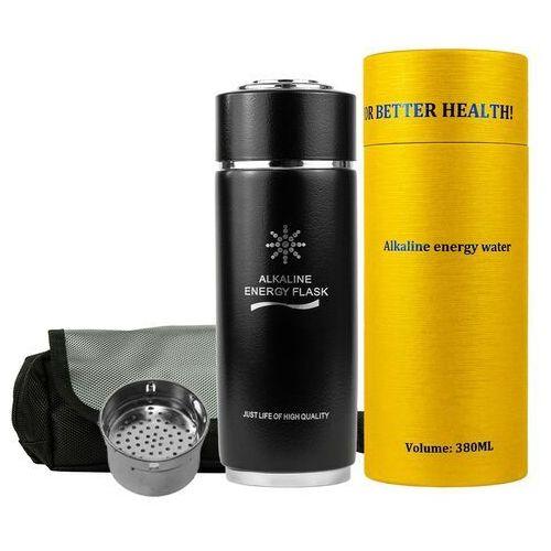 Jonizator wody water flask czarny + filtr i etui gratis marki Grekos sp. z o.o.