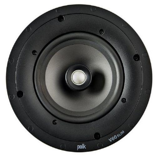 Zimowa promocja v60 slim głośnik sufitowy marki Polk audio