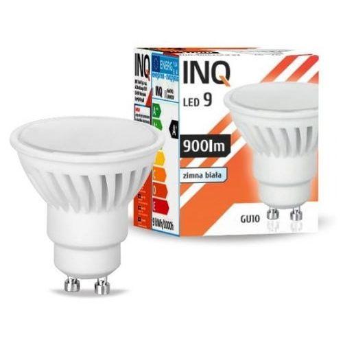 Żarówka led gu10 9w mr16 6000k lighting lr040cw marki Inq