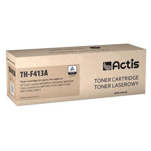 Toner Actis TH-F413A (do drukarki Hewlett Packard, zamiennik 410A CF413A standard 5000str. magenta Chip) (5901443106982)