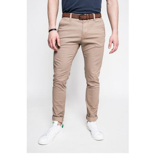 Tom Tailor Denim - Spodnie Chino, jeansy