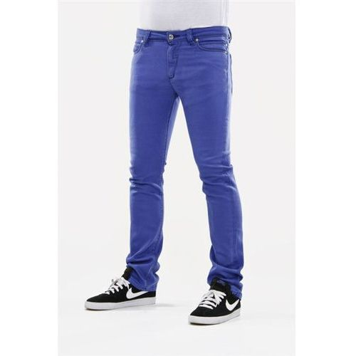 Spodnie - skin cobalt blue (cobalt blu) rozmiar: 30/30 marki Reell