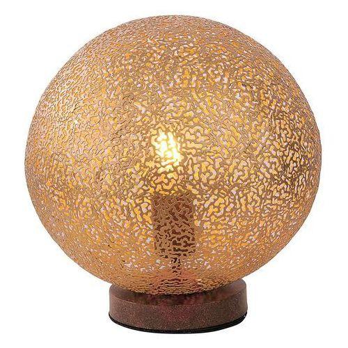 Paul neuhaus greta lampa stołowa rudy, 1-punktowy - dworek/rustykalny/antyk - obszar wewnętrzny - greta - czas dostawy: od 4-8 dni roboczych (4012248304389)