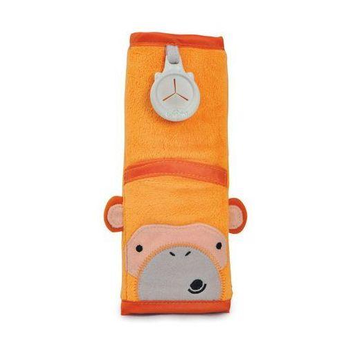 Nakładka na pas samochodowy trunki snoozihedz - małpka mylo marki Trunki - walizeczki i akcesoria