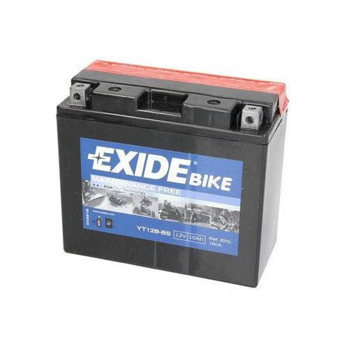 Exide Akumulator bike agm yt12b-bs