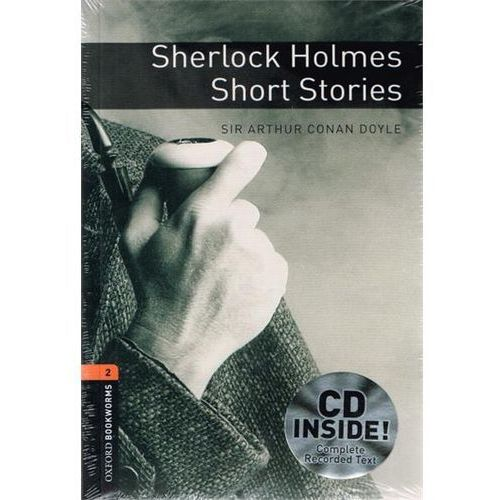 Sherlock Holmes Short Stories Plus Audio CD The Oxford Bookworms Library Stage 2