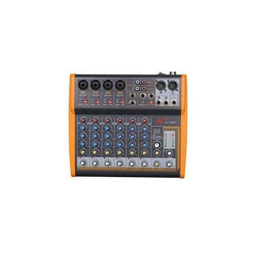 Karsect kt-08p mikser analogowy z procesorem efektów i interfejsem usb