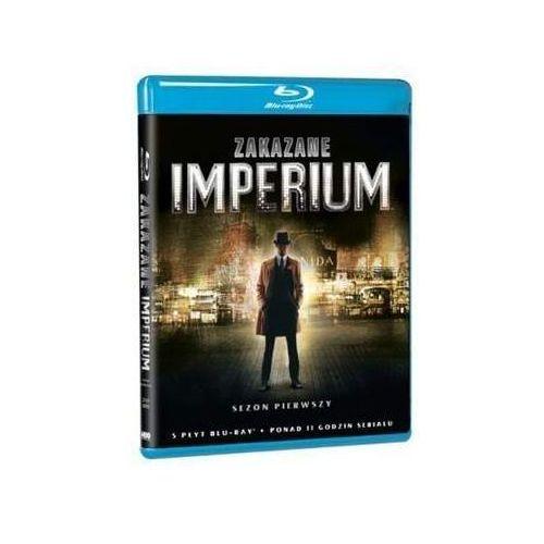 ZAKAZANE IMPERIUM, SEZON 1 (5 BD) GALAPAGOS Films 7321999314767 (7321999314767). Najniższe ceny, najlepsze promocje w sklepach, opinie.