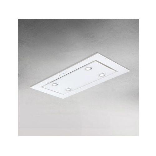 Afrelli Okap sufitowy solari biały 120 cm, 805 m3/h (5907670759243)