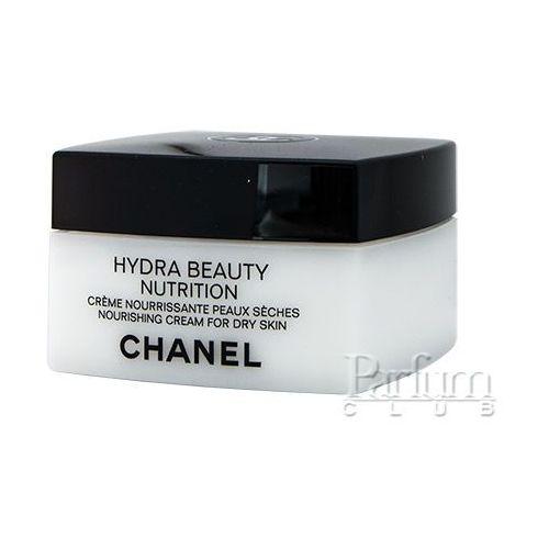 Chanel Hydra Beauty Nutrition Cream Dry Skin 50g W Krem do twarzy do skóry suchej