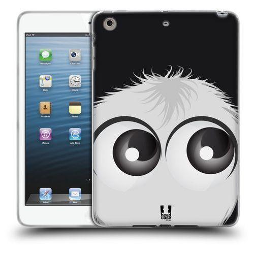 Etui silikonowe na tablet - Fuzzballs WHITE, kolor biały