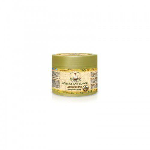 Drożdżowa maska do włosów 300 ml - Recepty Babci Agafii