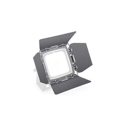 Cameo Light FLAT PRO FLOOD BARN DOOR - skrzydełka do naświetlacza CLFLOODIP65, black
