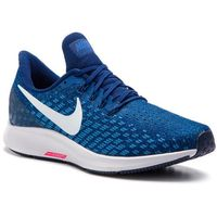 Buty - air zoom pegasus 35 942851 404 indigo force/white/photo blue, Nike, 42.5-47