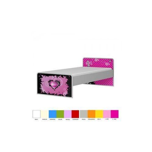 Łóżko młodzieżowe 200x120 emo marki Babybest