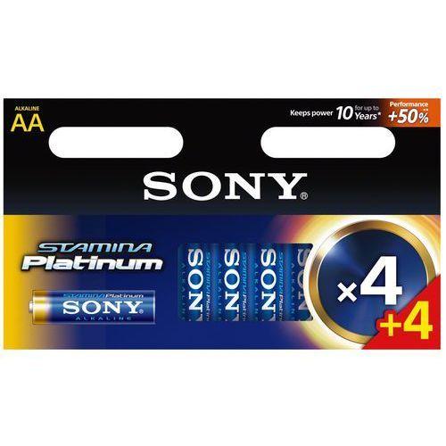 Bateria lr6 stamina platinum (8 szt.) marki Sony