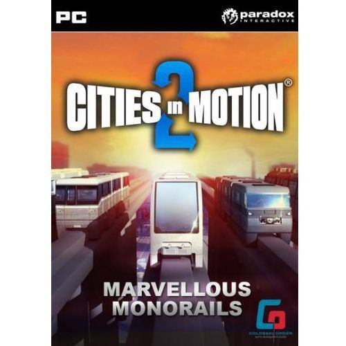 Cities in Motion 2 Marvellous Monorails (PC)
