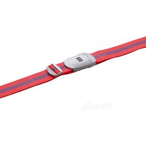 Go travel dg/491 pas do zabezpieczenia bagażu - różowy / fioletowy (5016326004917)
