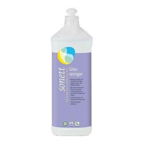 Płyn do mycia okien i powierzchni szklanych 1 l opakowanie uzupełniające marki Sonett
