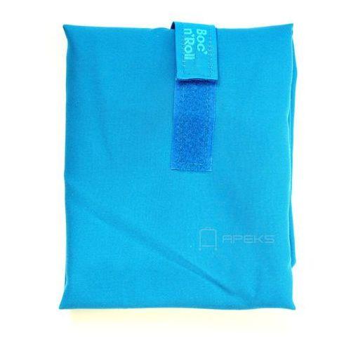 Boc'n'roll chusta do zawijania jedzenia / lunchbox - niebieski