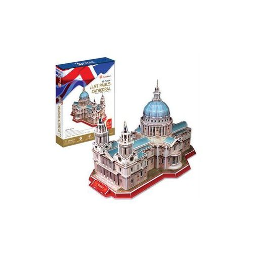 Puzzle 3D Katedrála Sv.Pavla - 117 dílků neuveden