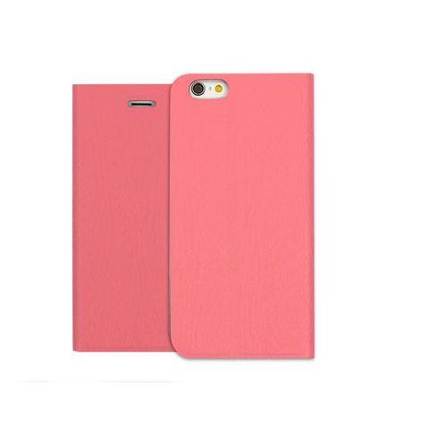 Apple iPhone 6s - etui na telefon Flex Book - różowy, ETAP230FLBKPIK000