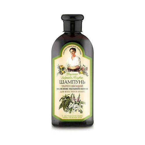 Sib Receptury babuszki agafii szampon wzmacniajšcy do wszystkoch włosów 350ml (4744183014114)