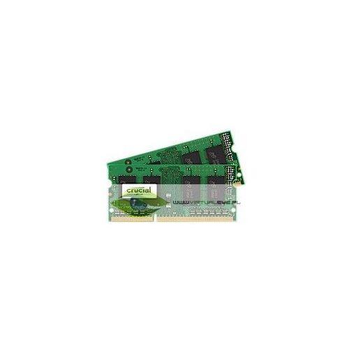 Crucial DDR3 8GB/1600 (2*4GB) CL11 SODIMM - DARMOWA DOSTAWA!!!, SBCRC3G08GVR820 (5412483)