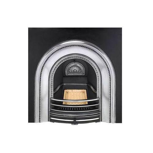 Wkład kominkowy decorative, częściowo polerowany. marki Stovax anglia -dobra oferta