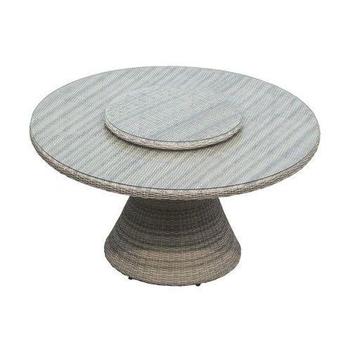 Stół ogrodowy z tacą Miloo WEST, Miloo