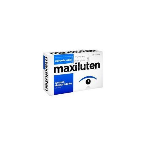 Tabletki MAXILUTEN 30 TABLETEK