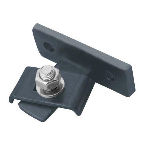 Polargos Łącznik do paneli ze śrubą antracyt (5902360114159)