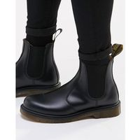 Dr martens 2976 chelsea boots in all black - black