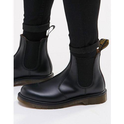 Dr martens 2976 chelsea boots in all black - black