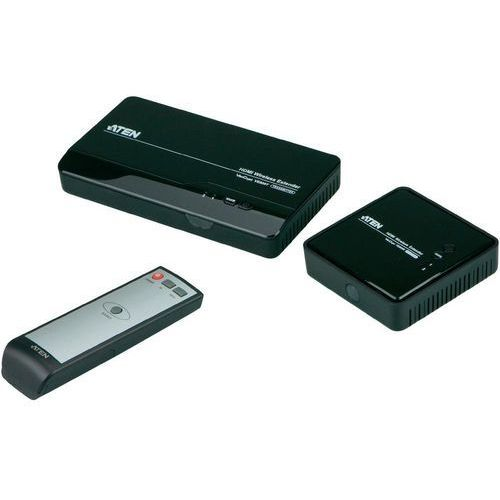 Transmiter HDMI, TV ATEN VE809-AT-G, z pilotem, 30 m, 5 GHz, 1920 x 1080 px, VE809-AT-G