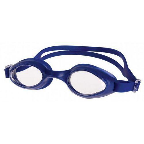 Okulary pływackie scroll niebieski marki Spokey